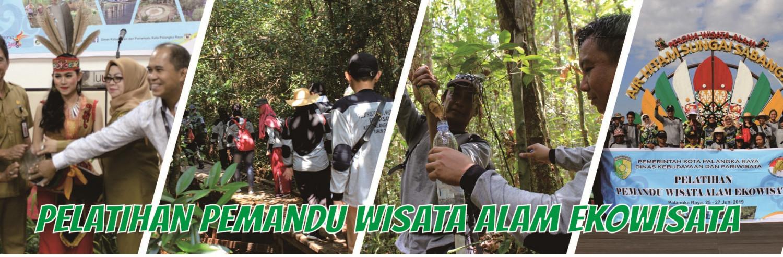 Main Tagline Pelatihan pemandu wisata alam ekowisata