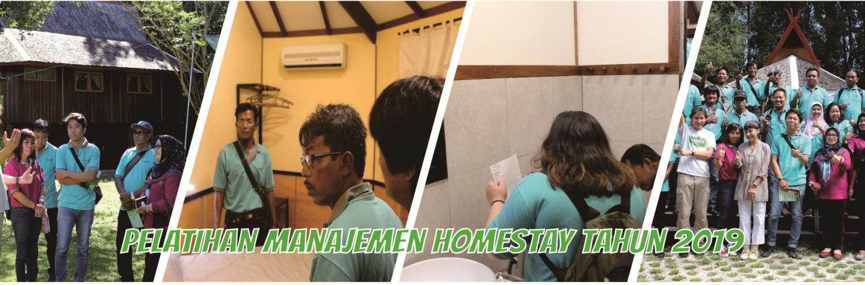 Main Tagline manajemen homestay
